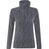 Columbia Glacial Fleece III Print sweater Dames zwart